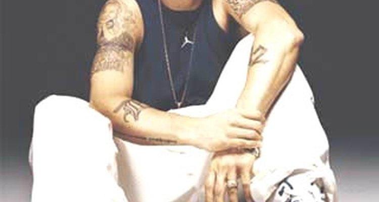 Look urbano do Eminem