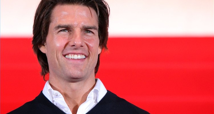 Deise o seu cabelo no estilo Tom Cruise