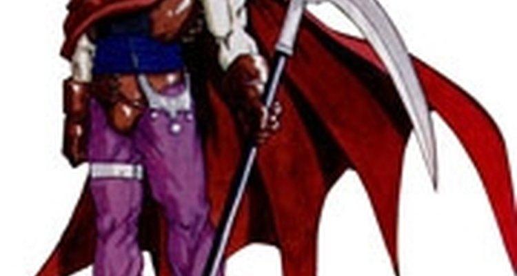 Magus é uma mago muito poderoso e uma boa adição ao seu grupo