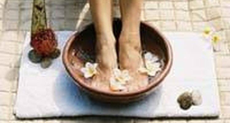 Haz tu baño de pies en la comodidad de tu hogar.