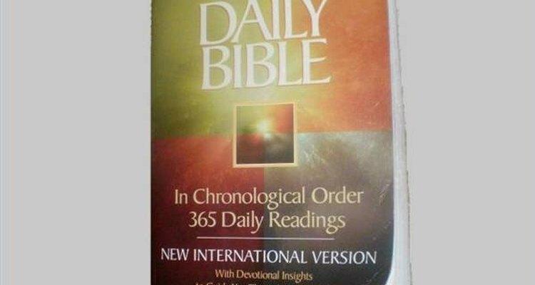 La sanidad se menciona varias veces en la Biblia.
