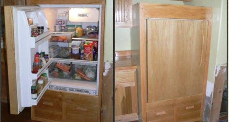 Homemade Refrigerator