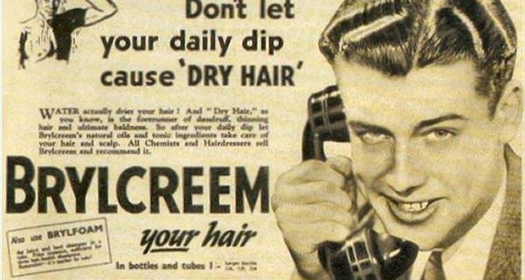 A Chemico Works lançou, em 1929 um produto criado no ano anterior chamado Brylcream