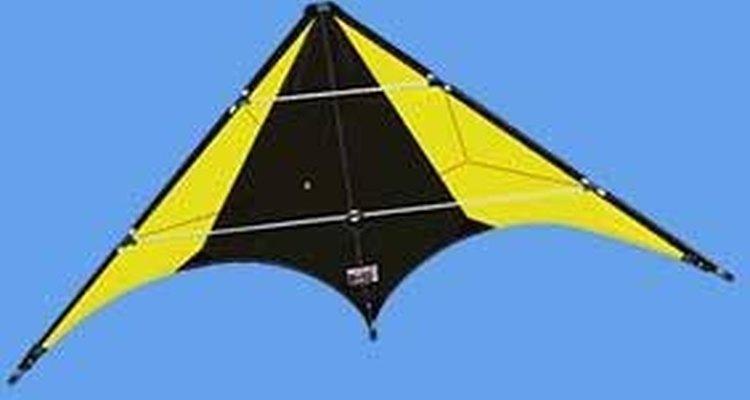 O modelo asa delta é manobrável e chamativo