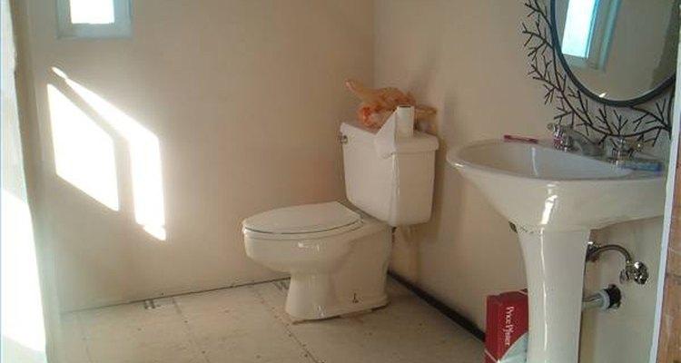 Vaso sanitário novo