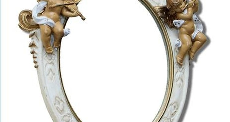 Como reparar espelhos arranhados