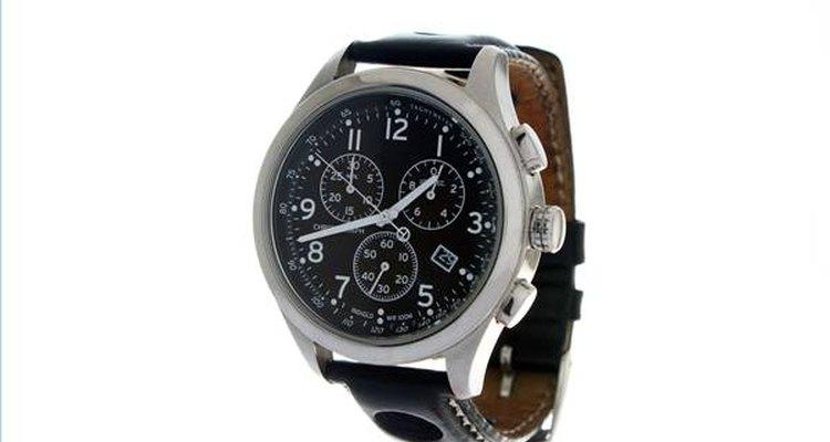 Arregla tu reloj Fossil.
