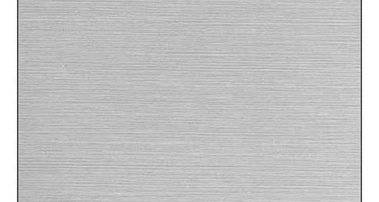 Alumínio escovado