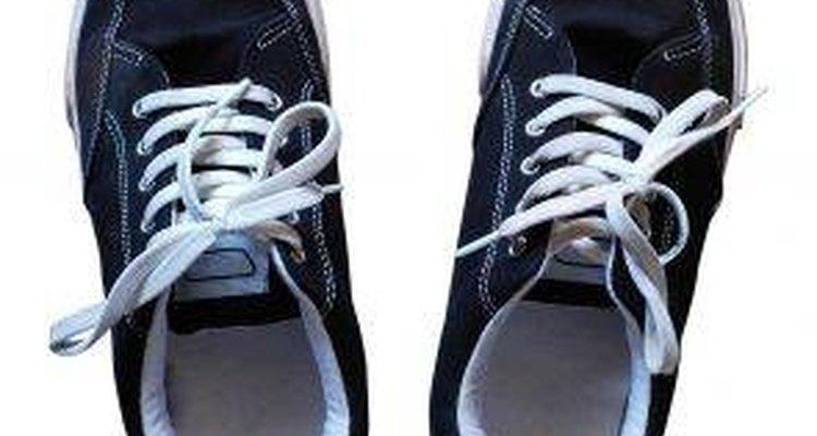 Cómo amoldar tus zapatillas a tus pies.