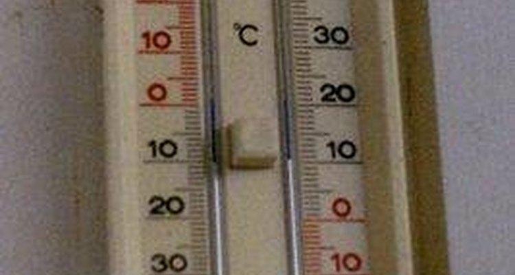 Os modelos de termostato usados em residências são mais simples