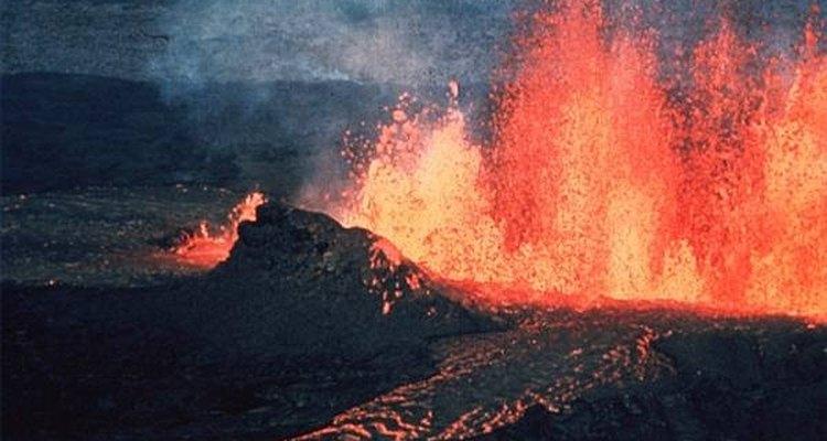 Los volcanes pueden ser peligrosos, incluso si han estado inactivos por varios años.