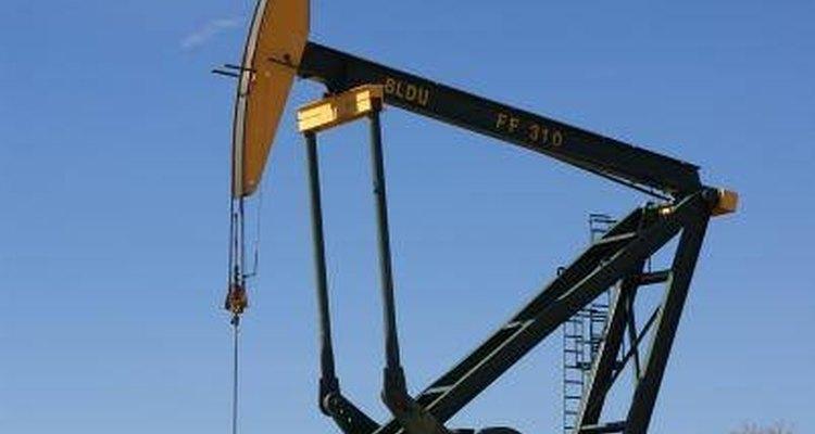 Equipamento de extração de petróleo