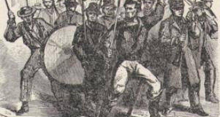 La pugna entre pandillas irlandesas e italianas dio luz a algunas de las mafias actuales.