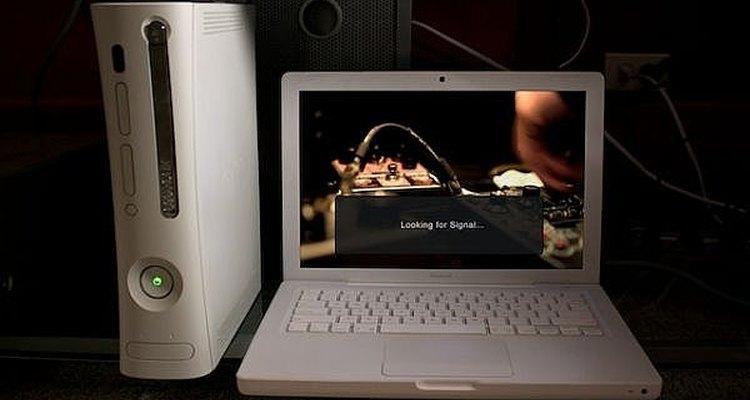 Ligando o Xbox 360 no computador