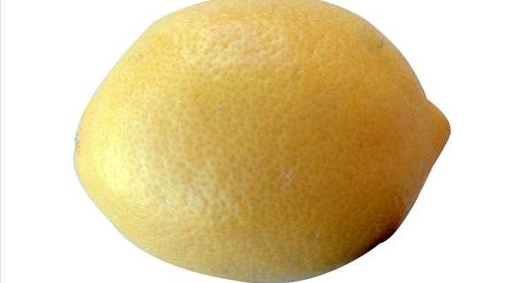 Faça azeite de limão