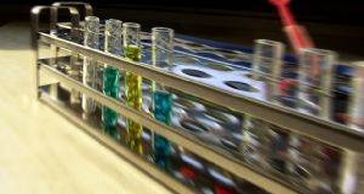Soluções alcalinas podem ser criadas em laboratórios