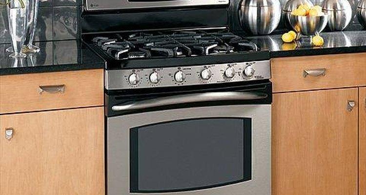 Mantén limpio tu horno.