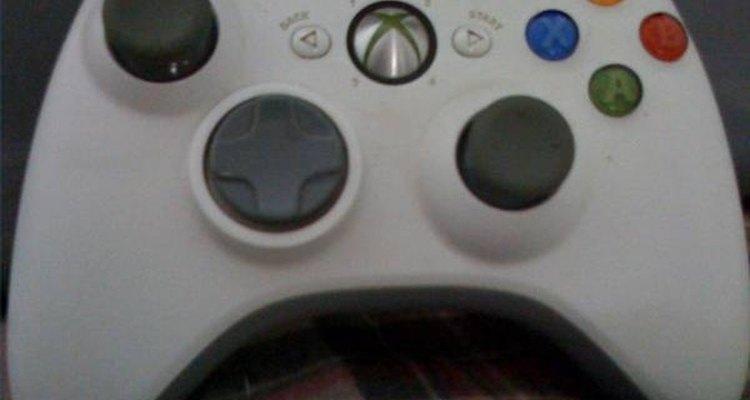 Controle wireless do Xbox 360