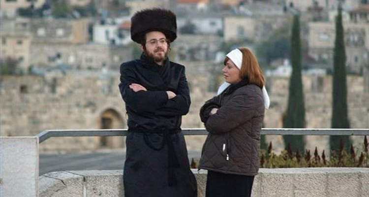 """As regras de vestuário das mulheres judias são ditadas pela seção se leis judias conhecidas como """"Tznius"""""""
