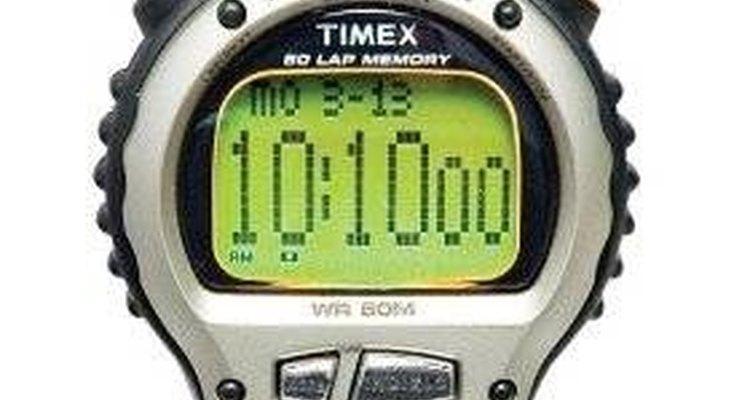 Os dois primeiros dígitos representam os minutos