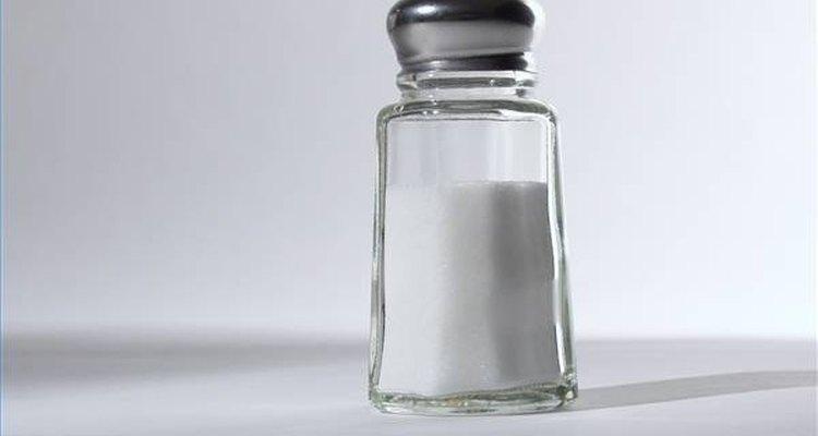 O excesso de sal é prejudicial ao organismo