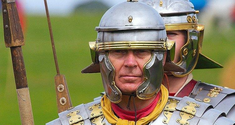O exército romano foi o primeiro exército padronizado do mundo