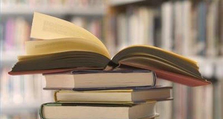 Cataloga tus libros.