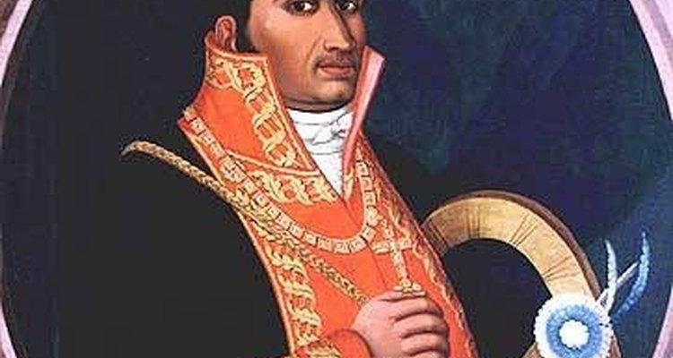 Muchos personajes pueblan la historia de la independencia de México.