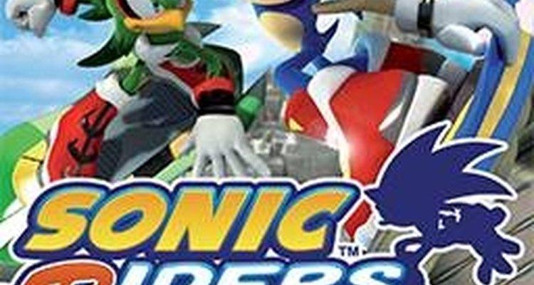 O Sonic Riders foi lançado em 2006