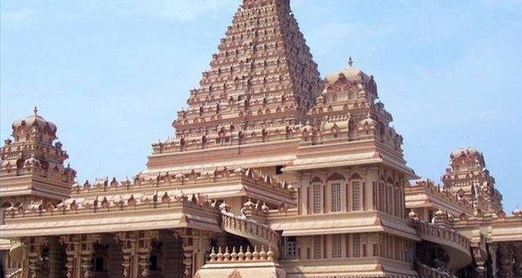 La cultura hindú se desarrolló a través de los siglos generando una rica tradición.