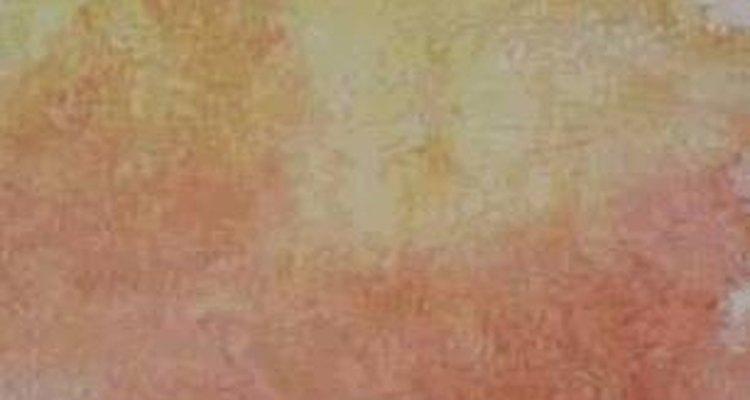 Pintura estilo toscano