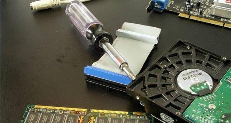 Disco rígido e memória RAM