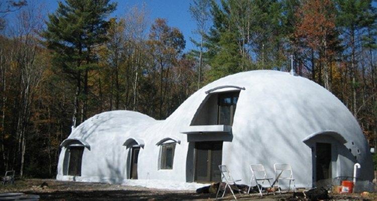 Los domos pueder ser de diversos tipos.