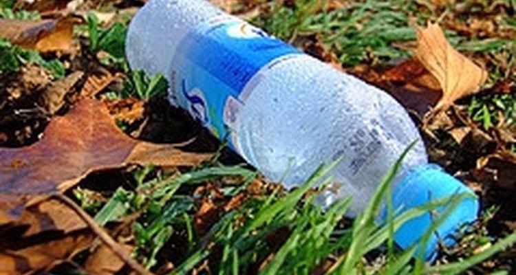 O plástico não contém dioxina
