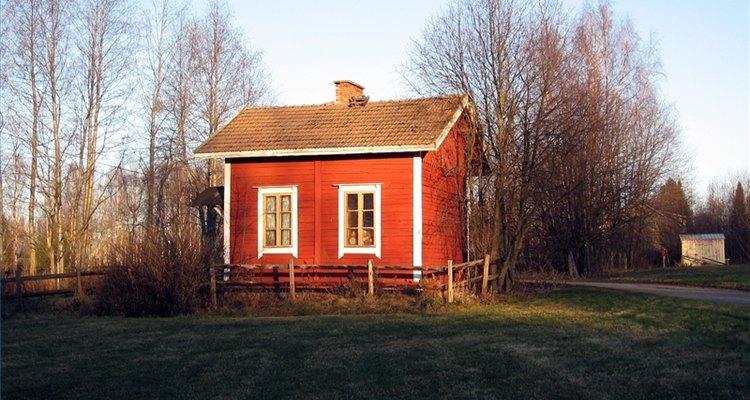 Cómo decorar tu casa de campo.