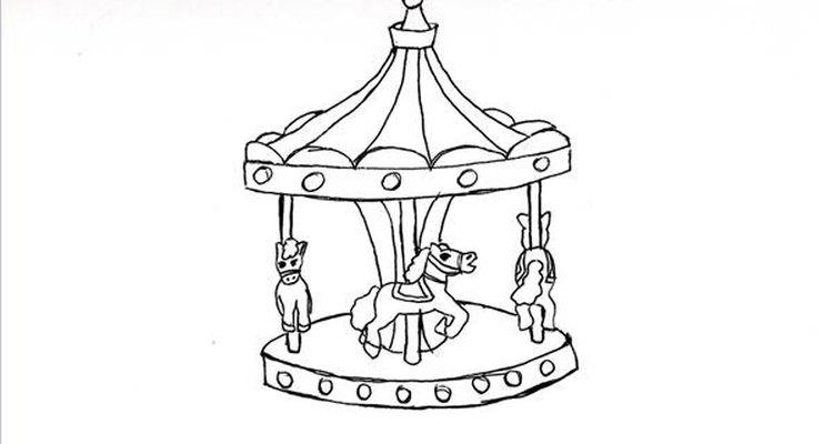 O carrossel teve sua origem no século XII