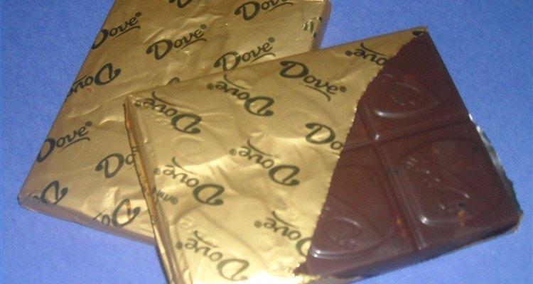Cómo se fabrica el chocolate.