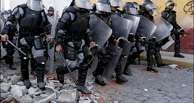 Las bandas tempranas de México se encontraban principalmente en las ciudades fronterizas.