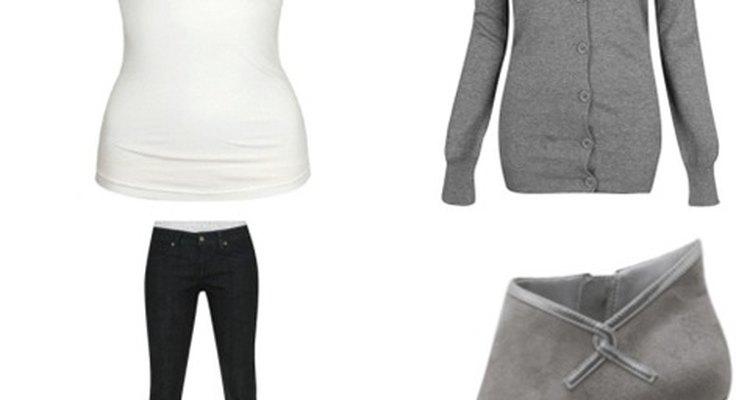 A melhor forma de se vestir é usar roupas básicas