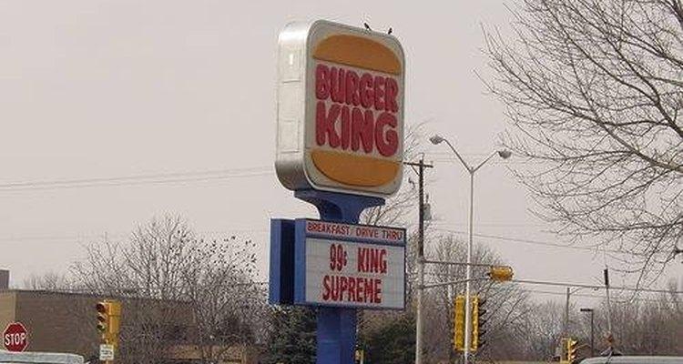 Burger King, un posible lugar para desarrollar tu carrera.