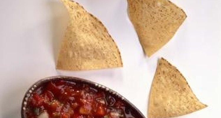 La salsa picante casera es fácil de hacer.