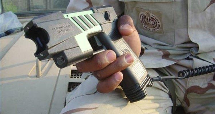 El Taser no es definido por el gobierno de EE.UU. como un arma de fuego.