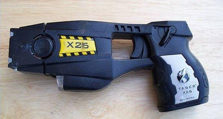 La pistola Taser es utilizada principalmente por las fuerzas del orden como una alternativa menos letal a las pistolas.