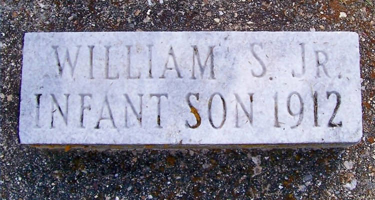 """Se uma criança falecer antes de ter um nome, a inscrição pode ser """"criança"""", """"filho"""" ou """"filha"""""""