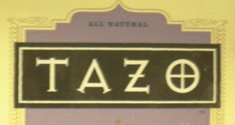 Prueba la marca de té Tazo.