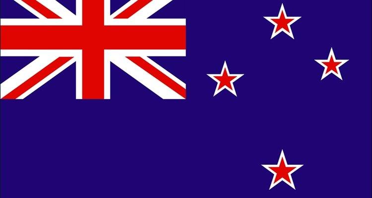 Conoce la historia de la bandera de Nueva Zelanda.