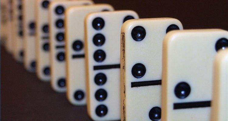 Quantas peças tem um jogo de dominó?