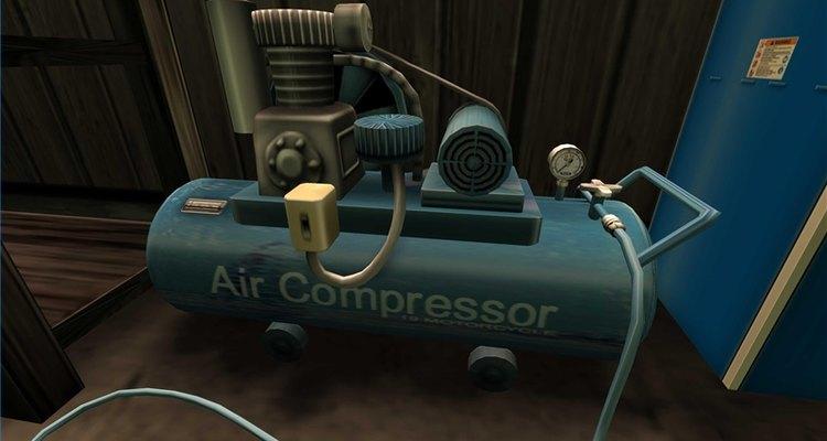 Compressores de ar são perigosos