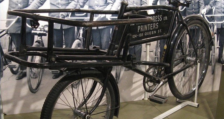 Las bicicletas Raleigh tienen una rica tradición.
