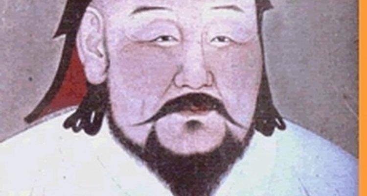 Kublai Khan, fue el quinto Gran Khan del Imperio Mongol.